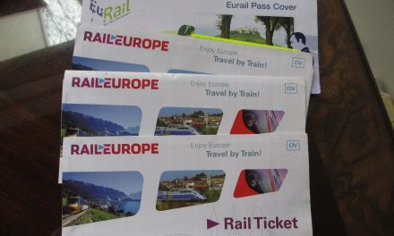 Eurail Pass updates for 2013