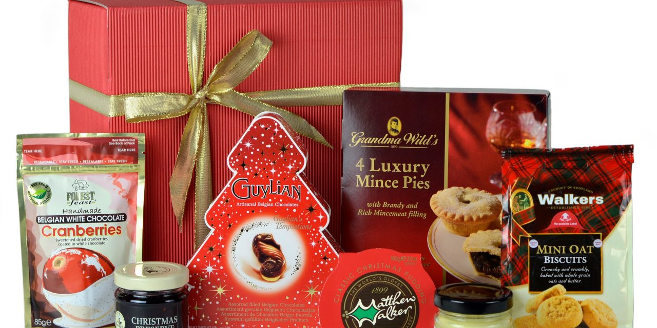 Find Indulgent Scottish Hampers at Ardtaraig Fine Foods