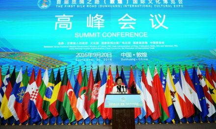 First Silk Road Int'l Cultural Expo Concludes With Dunhuang Declaration