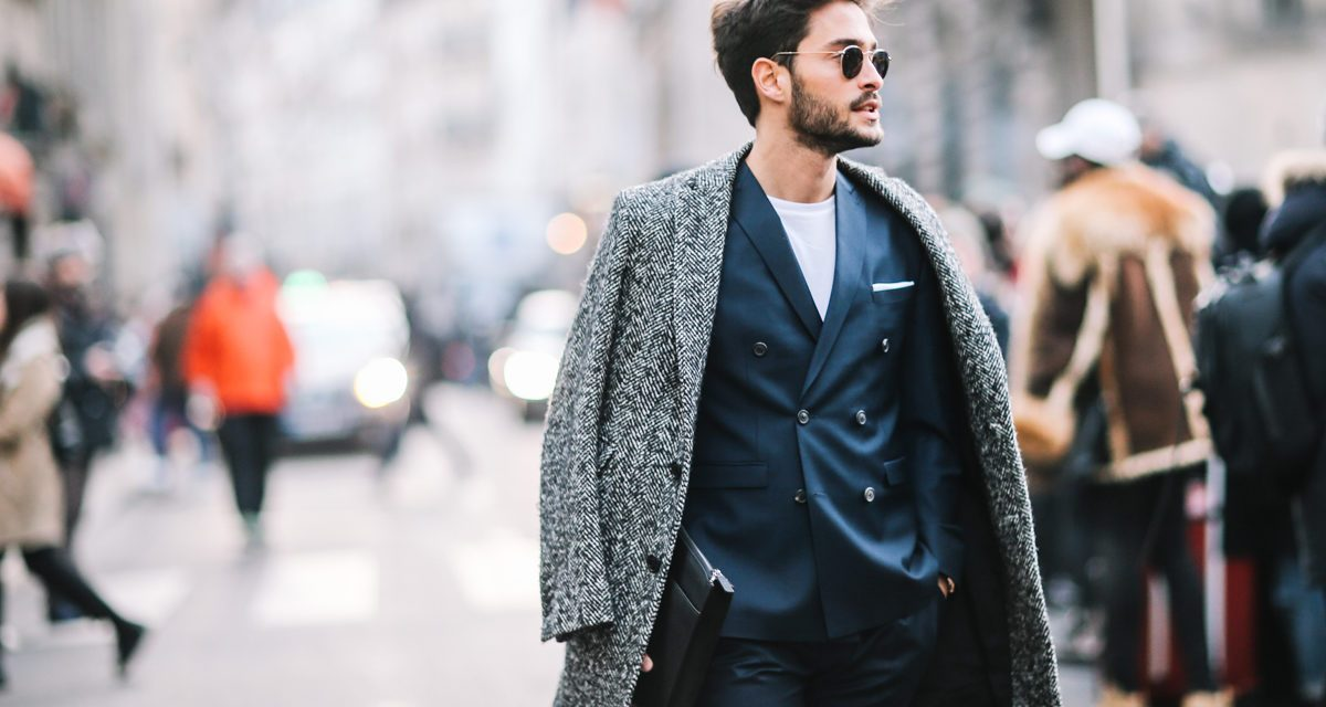 Sales of Men's Clothing Continue to Rise