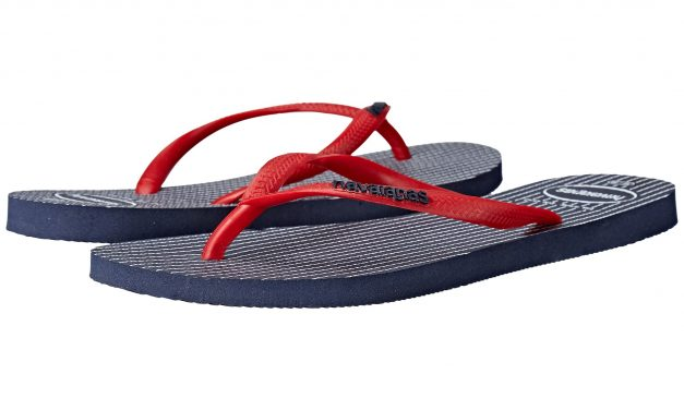 Slim Havaianas for summer 2013
