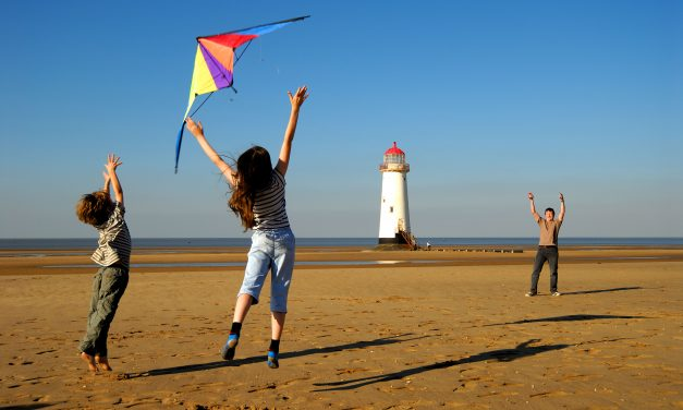 Talacre Beach Reveals New Activities and New Website for 2013