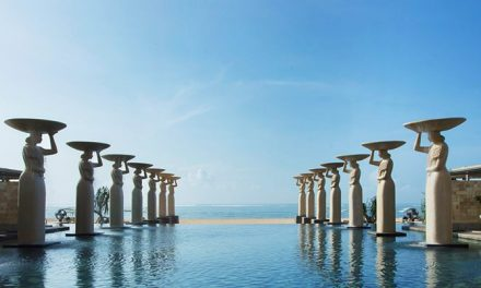 The Mulia, Mulia Resort & Villas Ranked As The World's Most Beautiful Beachfront Hotels By The Editors Of CNN International