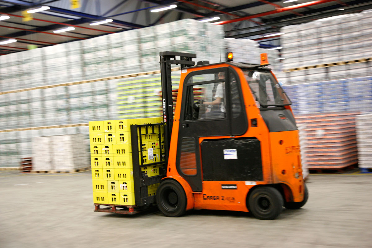 South-West Business Makes Forklift Truck Buying Easier for Local Customers