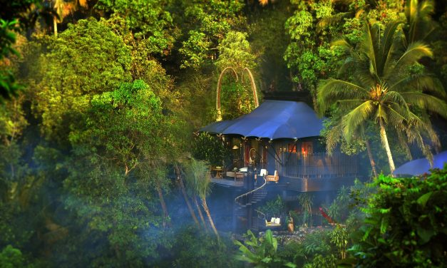 Capella Hotel Group Continues Asian Expansion With Luxury Tented Retreat: Capella Ubud, Bali