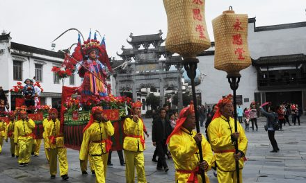 Upcoming documentary to Remember the Nostalgia in Wuyuan's Jiangwan Town in China
