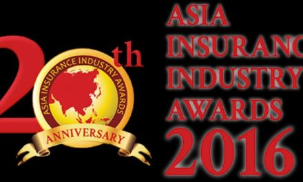 Mr. Toshiaki Egashira Wins Lifetime Achievement Award At 20th Asia Insurance Industry Awards