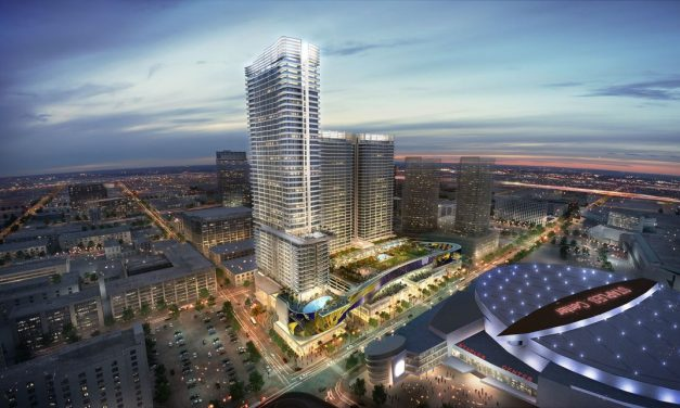 Introducing Oceanwide Plaza: Downtown Los Angeles' Newest Residential, Shopping And Entertainment Destination And Future Home Of The New Park Hyatt Los Angeles Hotel